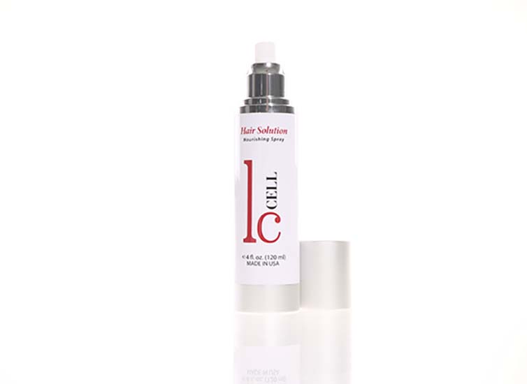 LC CELL - Hair Solution - Inner Page - LC Cell
